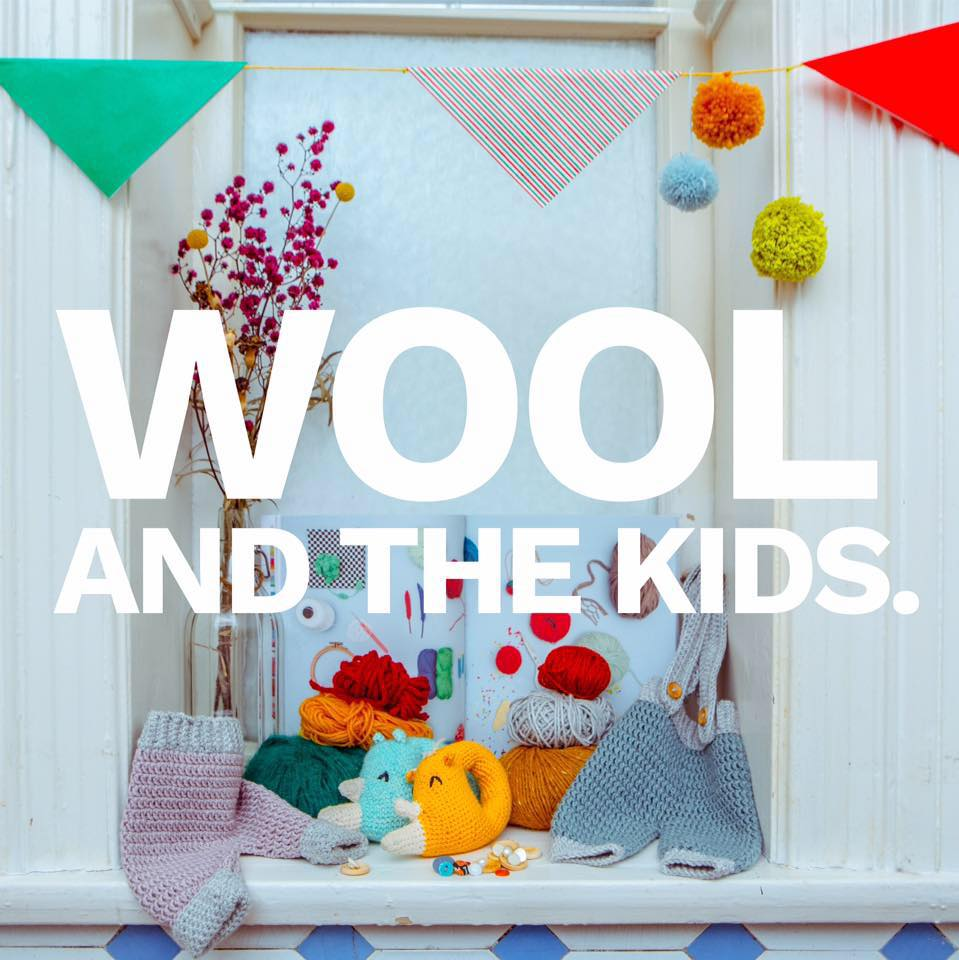 Wool and the kids